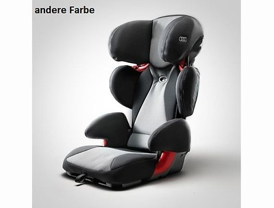 Audi Kindersitz youngster advanced Audi youngster advanced misanorot / schwarz