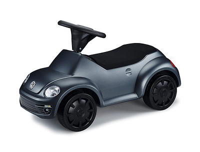 Kinder-Fahrzeug Junior Beetle, Anthrazit, Kinder Kollektion